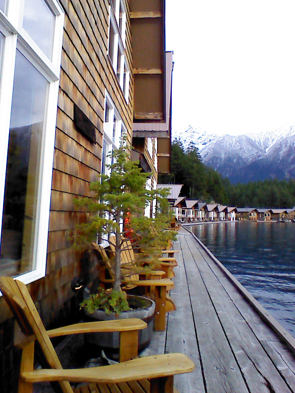 Ross Lake Cabins